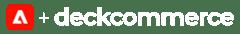 Adobe + Deck Commerce (350 x 50px)